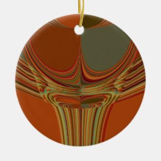 AfricaTradition Hakuna Matata  Motif Art Colors.pn Ceramic Ornament