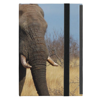 Africian Elephant Cover For iPad Mini
