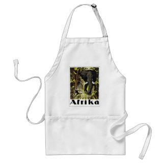 Afrika Adult Apron