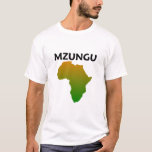 afrika del mzungu playera