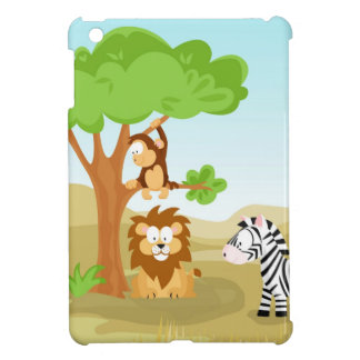 Afrika from my World animal series Cover For The iPad Mini