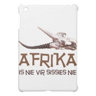 Afrika is nie vir sissies: Africa Springbok skull iPad Mini Cover