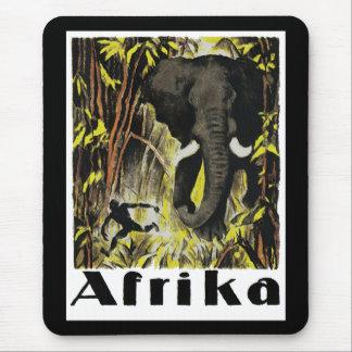 Afrika Mouse Pad