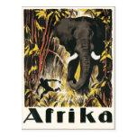 Afrika, Vintage Post Cards