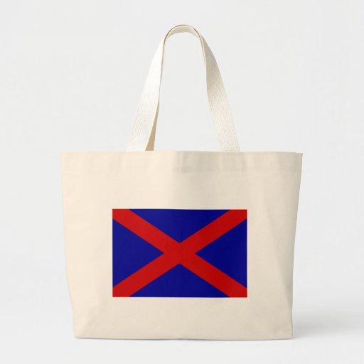 Afrikaner Flag (Boers Flag) Tote Bags