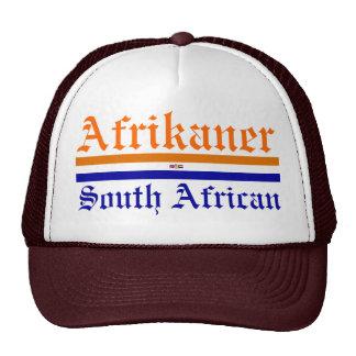Afrikaner/surafricano Gorros Bordados