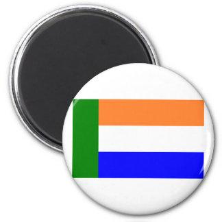 Afrikaner Vryheidsvlag, Suráfrica Imán Redondo 5 Cm