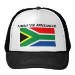 AFRIKANERS DE AFRIKA VIR GORROS BORDADOS