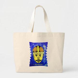 AfriKania Afikpo mask Nigeria Bag