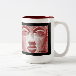 AfriMex Urbano African Mask Mug