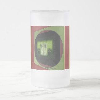 AfriMex Urbano Ankh Isis Frosted Mug