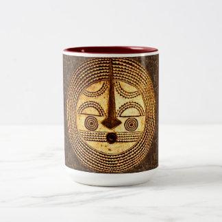 AfriMex Urbano Burkino Faso Mask Mug