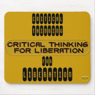 AfriMex Urbano Critical Thinking Mousepad