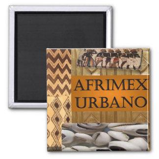 AfriMex Urbano Exclusive Magnet Square