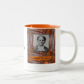 AfriMex Urbano Harriet Tubman Kente Mug