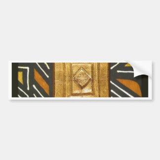 AfriMex Urbano Sheild Series Bumper Sticker