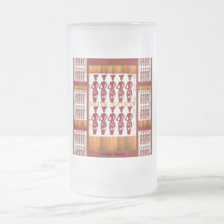 AfriMex Urbano Sister Nation Frosted Mug