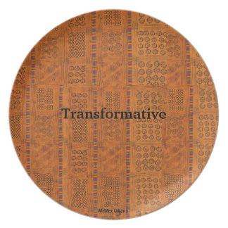 AfriMex Urbano Transformative Plate