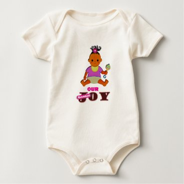 frankiesdaughter Afro American Baby Girl Clothing Baby Bodysuit