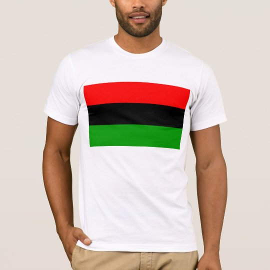 afro american flag afro-american T-Shirt