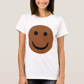 Afro-American smiley icon T-Shirt