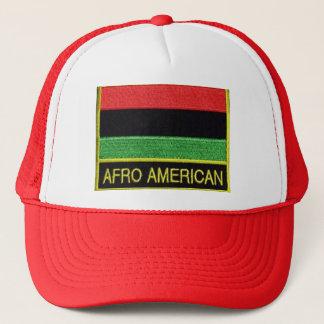 AFRO AMERICAN TRUCKER HAT