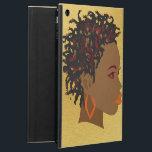 "Afro Braids Twists iPad Air Case<br><div class=""desc"">Afro Lovers iPad Air Case</div>"