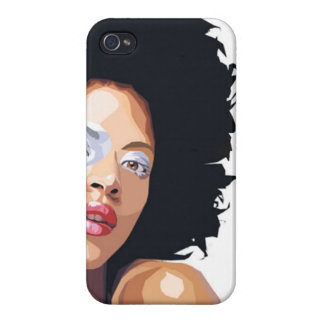 Afro-centric iPhone 4 Case