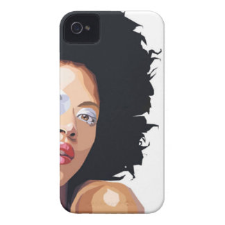 Afro-centric iPhone 4 Case Mate