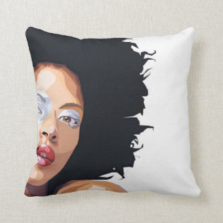 Afro-centric Pillow