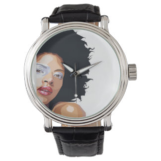 Afro-centric Watch
