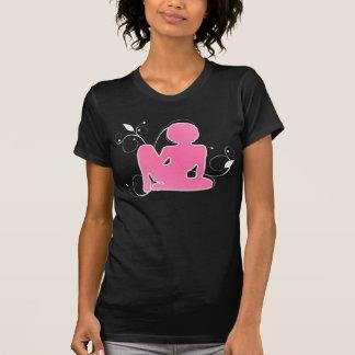 Afro Chick Pk Customizable Tshirts