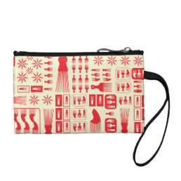 afro Comb  NEW RED.ai Coin Purse
