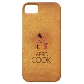 AFRO COOK iPhone SE/5/5s CASE