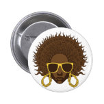 Afro Cool Buttons