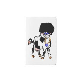 Afro Cow Pocket Moleskine Notebook