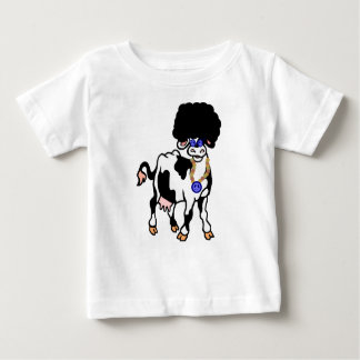 Afro Cow Shirt