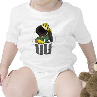 Afro de Ollie Traje De Bebé
