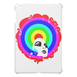 Afro del arco iris