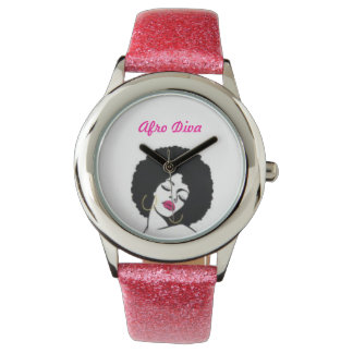 Afro Diva Watch