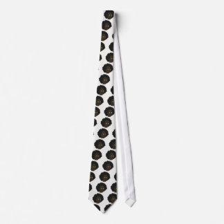 Afro Drip Neck Tie