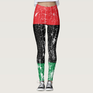 Afro Flag Leggings