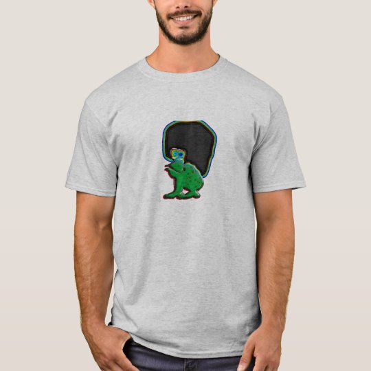 Afro Frog T-Shirt