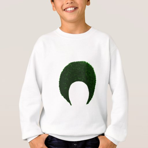 Afro Green The MUSEUM Zazzle Gifts