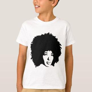Afro Hair T-Shirt