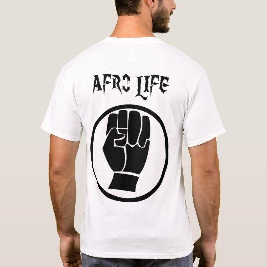 Afro Life - Customized T-Shirt