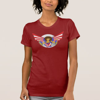 Afro Love Angel T-Shirt