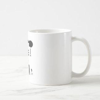 Afro Love with  DUAFE Coffee Mug