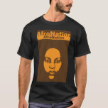 Afro Nation African Art Heritage T-Shirt