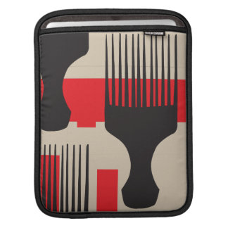 Afro natural curl pride sleeve for iPads